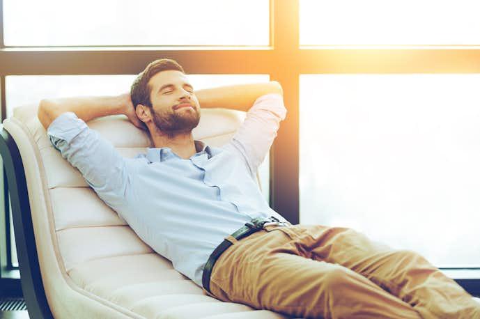 仕事のストレス解消方法