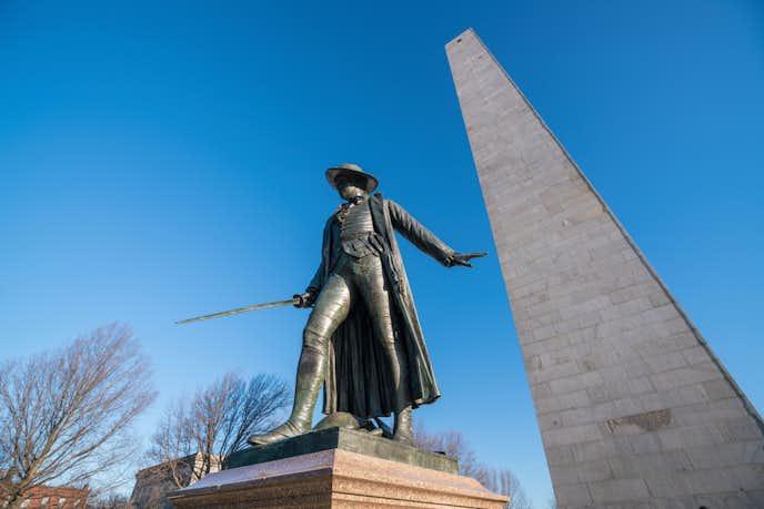 おすすめのボストン観光は、ボストン国立歴史博物館