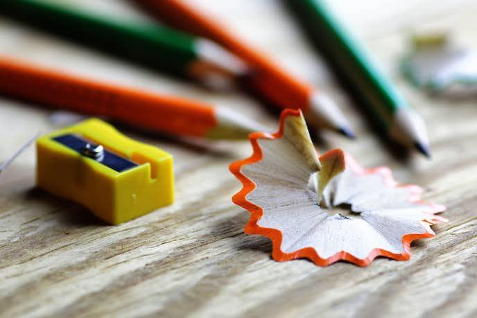 おすすめの鉛筆削りを大公開