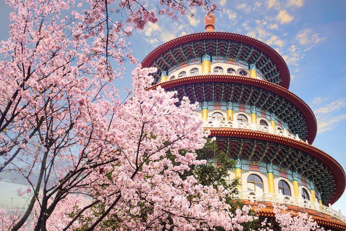 中国おすすめの観光都市「台湾」