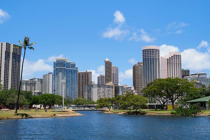 ハワイのおすすめ観光スポット「カカアコ」