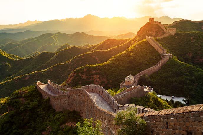 中国のおすすめ観光スポット