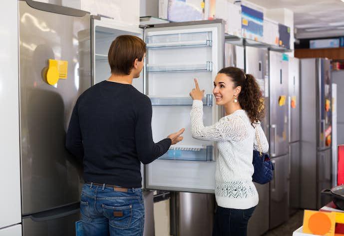 冷蔵庫の選び方とは