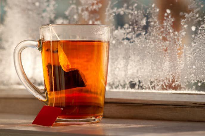 ウイスキー紅茶割りもおすすめの飲み方