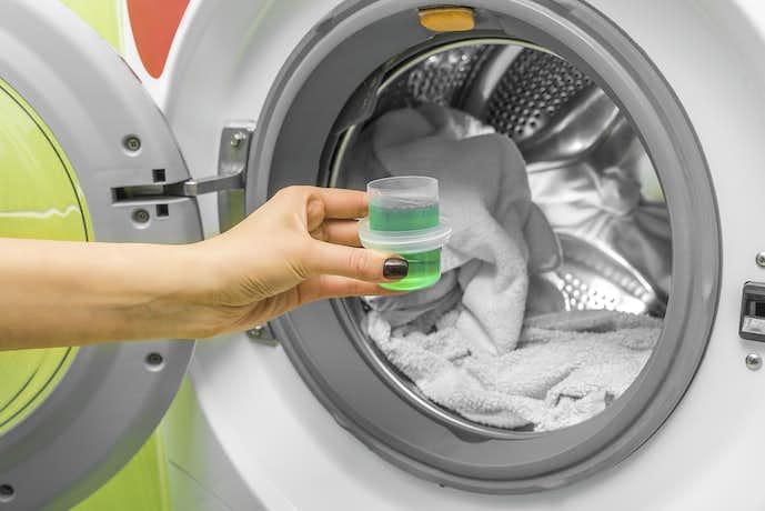 洗濯洗剤選びで大切なこと