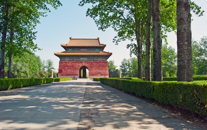中国おすすめの観光スポット「明の十三陵」