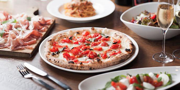 サルヴァトーレクオモの美味しいピザ