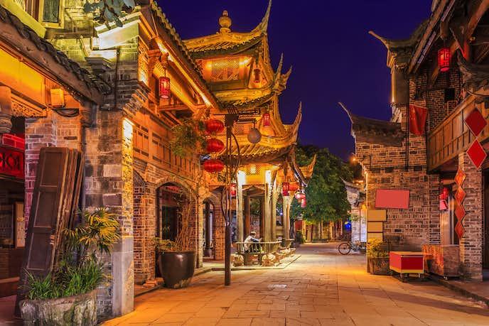 中国おすすめの観光都市「成都」
