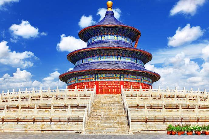 北京のおすすめ観光スポット