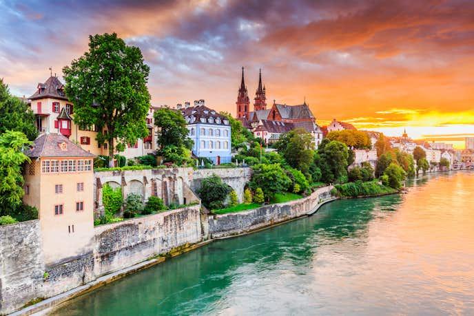 スイスのおすすめ観光スポット