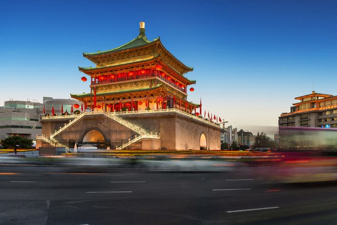 中国おすすめの観光都市「西安」
