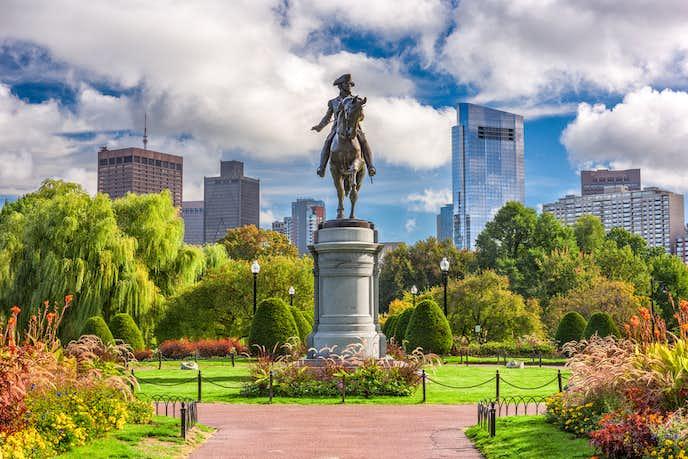ボストンのおすすめ観光スポット