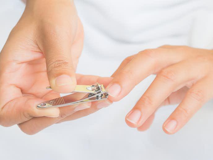 爪切りのタイプは主に3種類ある
