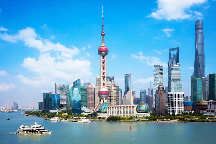 中国おすすめの観光都市「上海」
