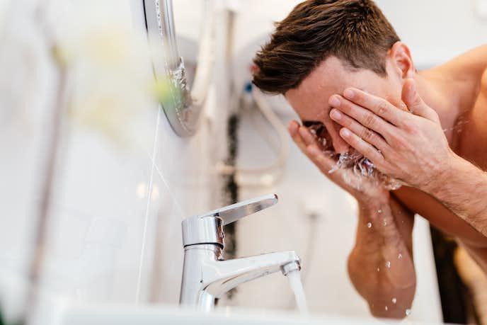 メンズにおすすめの洗顔料を大公開