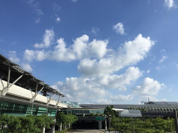 台中でおすすめの観光スポット「台中駅」