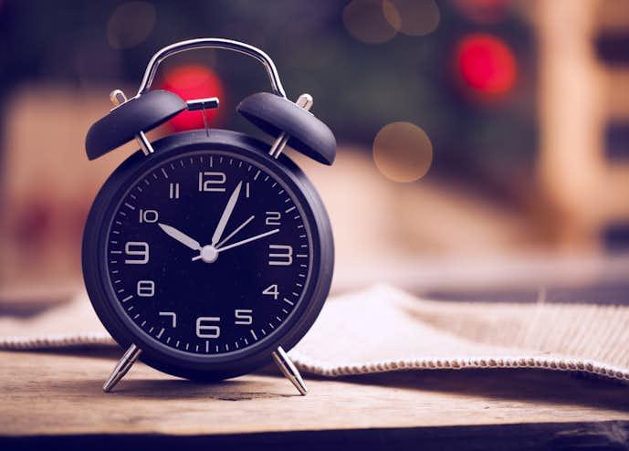 おすすめの目覚まし時計を大公開