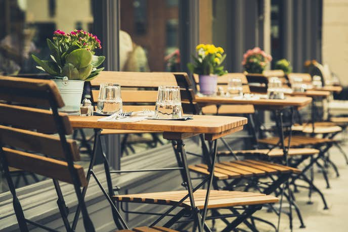 代官山のランチから深夜までやってるカフェを大公開