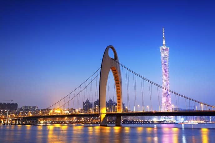 中国おすすめの観光都市「広州」