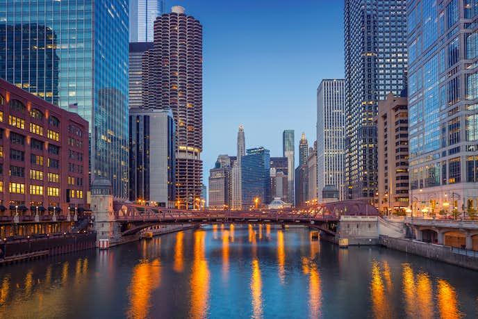 アメリカのおすすめ観光都市「シカゴ」