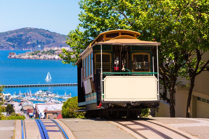 アメリカのおすすめ観光都市「サンフランシスコ」
