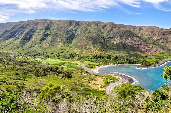 ハワイ・モロカイ島のおすすめ観光スポット「ハラワ渓谷」