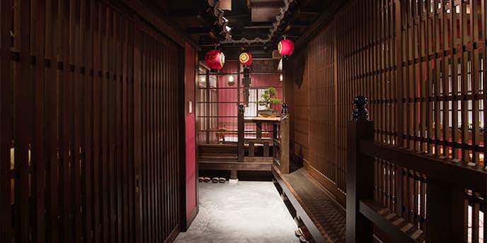 代官山で美味しい和食が楽しめる「鶏ノ屋」