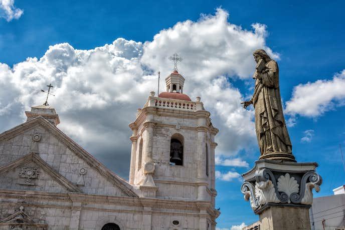 セブでおすすめの観光スポットはセントニーニョ教会