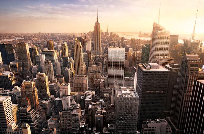 アメリカのおすすめ観光都市「ニューヨーク」