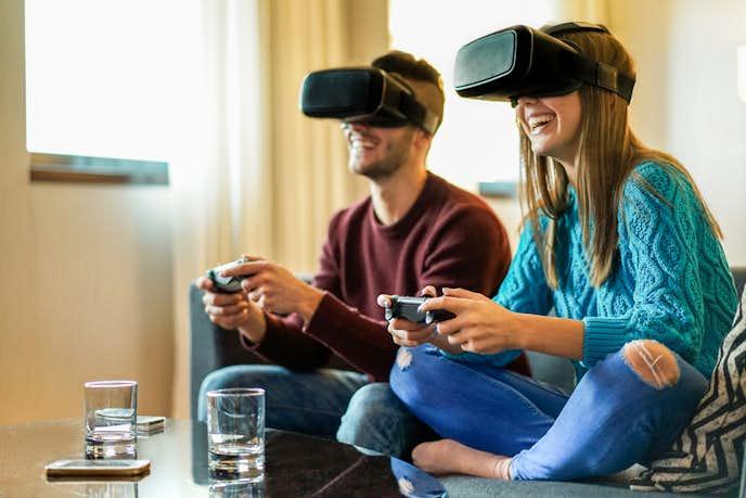 PC用VRゴーグル(VRヘッドマウントディスプレイ)のおすすめ機種