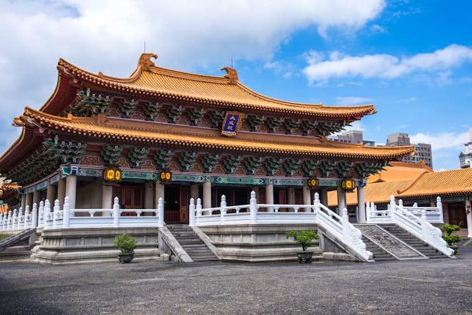 台中でおすすめの観光スポットは台中孔子廟