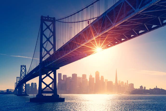 カリフォルニアのおすすめ観光スポット