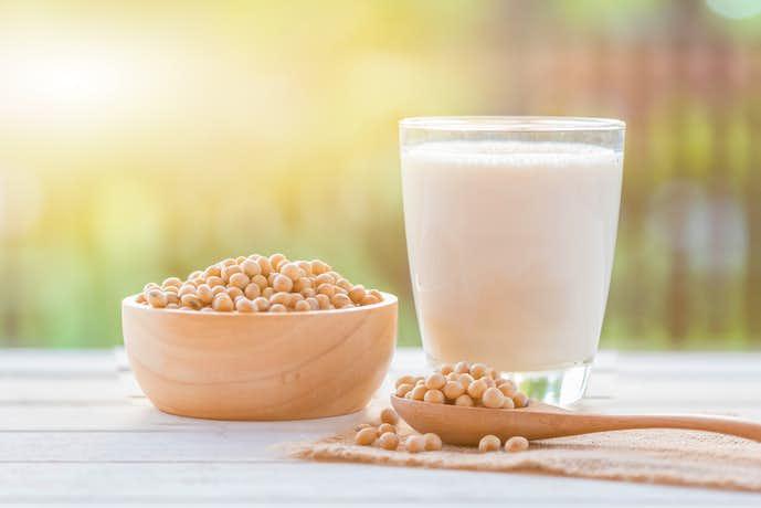 おすすめの豆乳を大公開