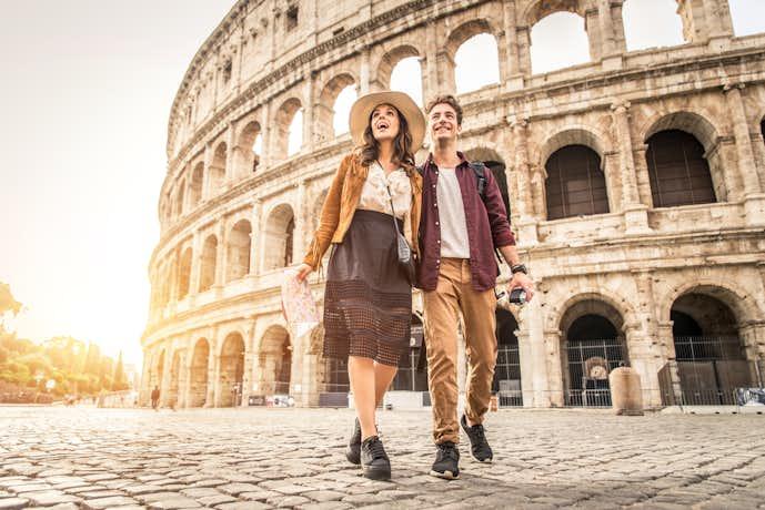 イタリアでおすすめの観光スポット