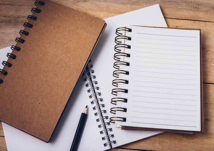 おすすめのノートを大公開します