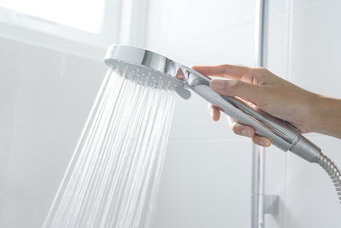 シャワーヘッド選びで大切なこと