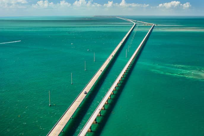 マイアミでおすすめの観光地はキーウェスト