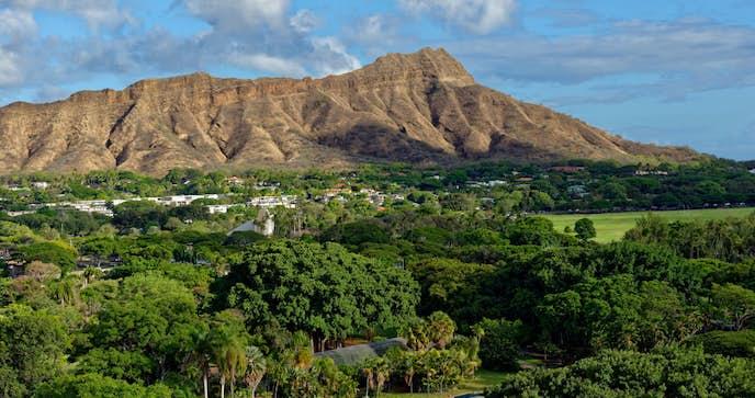 ハワイのおすすめ観光スポット「ダイヤモンドヘッド」