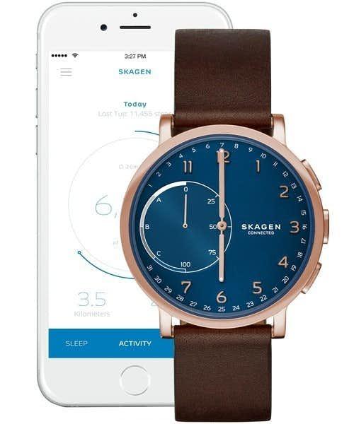 スカーゲン_腕時計