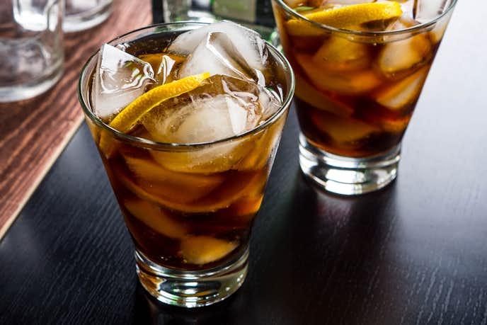ウイスキーの美味しい飲み方「コークハイ」
