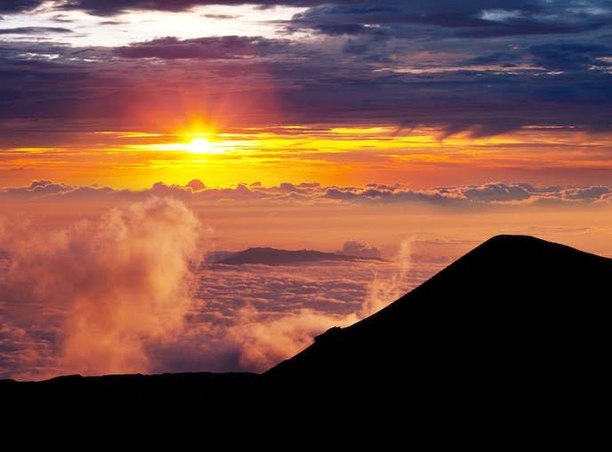 ハワイ島のおすすめ観光スポット「マウナケア山」