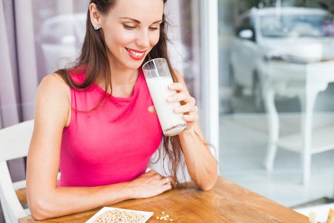 市販の豆乳には主に3種類ある