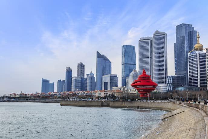 中国おすすめの観光都市「青島」