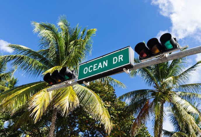 マイアミでおすすめの観光地はオーシャントライブ