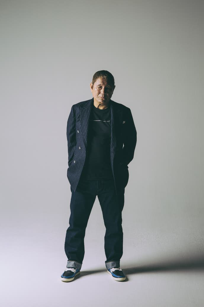 北野武_KITANOBLUE