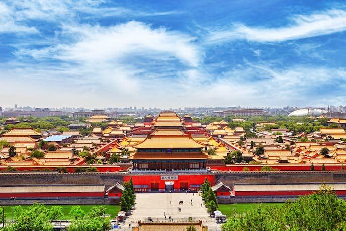 中国おすすめの観光スポット「円明園」