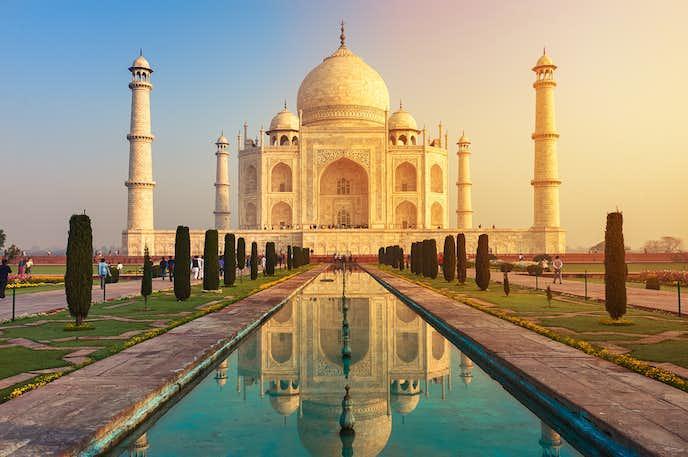 インドのおすすめ観光スポット