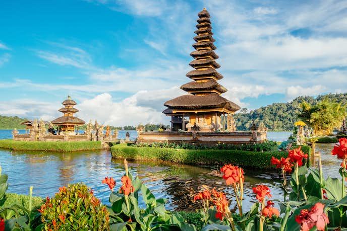 インドネシアのおすすめ観光スポット
