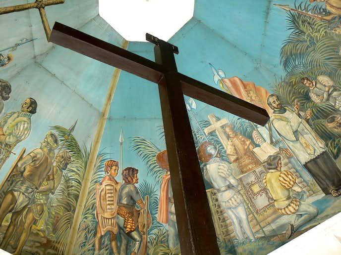 セブでおすすめの観光スポットはマゼラン・クロス