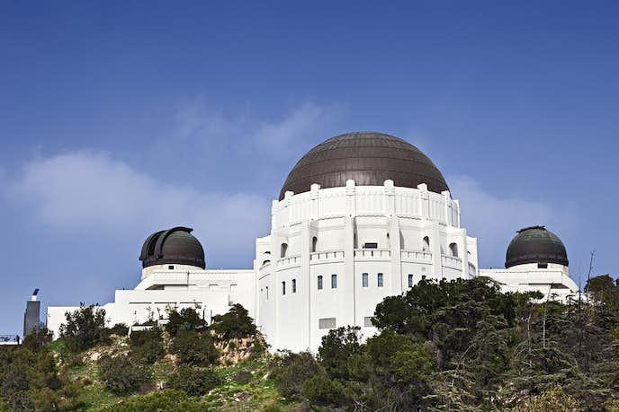 ロサンゼルスのおすすめ観光スポット「グリフィス天文台」